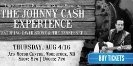 Johnny Cash Experience in Woodstock
