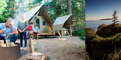 Free vehicle entrance to provincial parks on New Brunswick Day