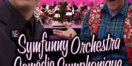 """ The NB Symfunny Orchestra – Saturday, November 5th, 2016 at Carleton North High School """