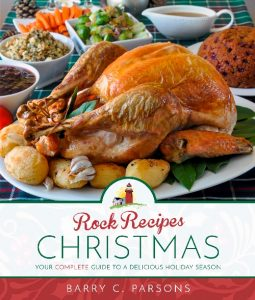 "Book Review: ""Rock Recipes: Christmas"" by Barry C. Parsons"