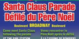 2016 Grand Falls Santa Claus Parade