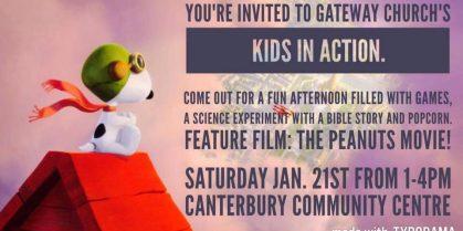 """Gateway Church's """"Kids in Action"""""""