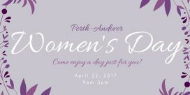Perth Andover Women's Day 2017