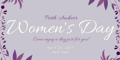 Perth Andover Women's Day 2017