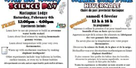 Mactaquac Park's Wacky Science Day