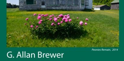 G. Allan Brewer Selected Photography Exhibit
