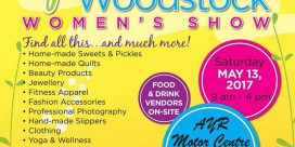 2017 Spring Into Woodstock Women's Show