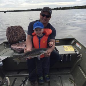 Miramichi Fishing Report for Thursday, May 25, 2017