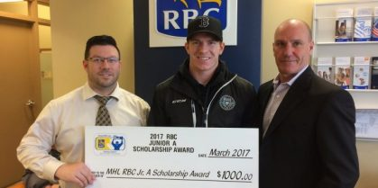 Sam Cameron Named MHL Scholastic Player of the Year