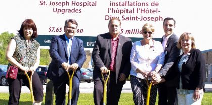 Perth-Andover hospital upgrades begin