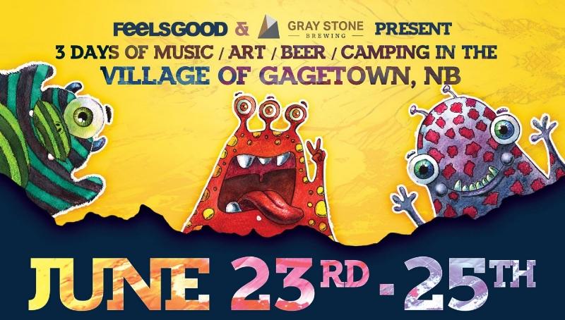 9th Annual FeelsGood Folly Fest June 23-25