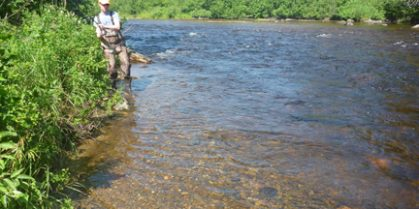 Miramichi Fishing Report for Thursday, June 15, 2017
