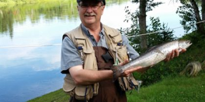 Miramichi Fishing Report for Thursday, June 22, 2017