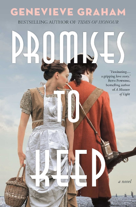"Book Review: ""Promises to Keep"" by Genevieve Graham"