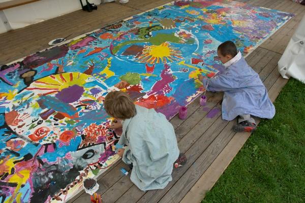 Summer Art Enrichment Camps 2017