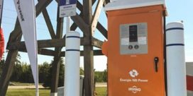 NB Power commissions fast-charging stations in Woodstock and Prince William