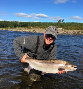 Miramichi Fishing Report for Thursday, August 10, 2017