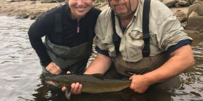 Miramichi Fishing Report for Thursday, September 21, 2017