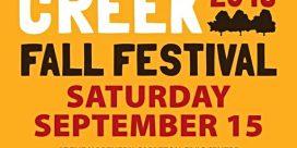2018 Buttermilk Creek Fall Festival