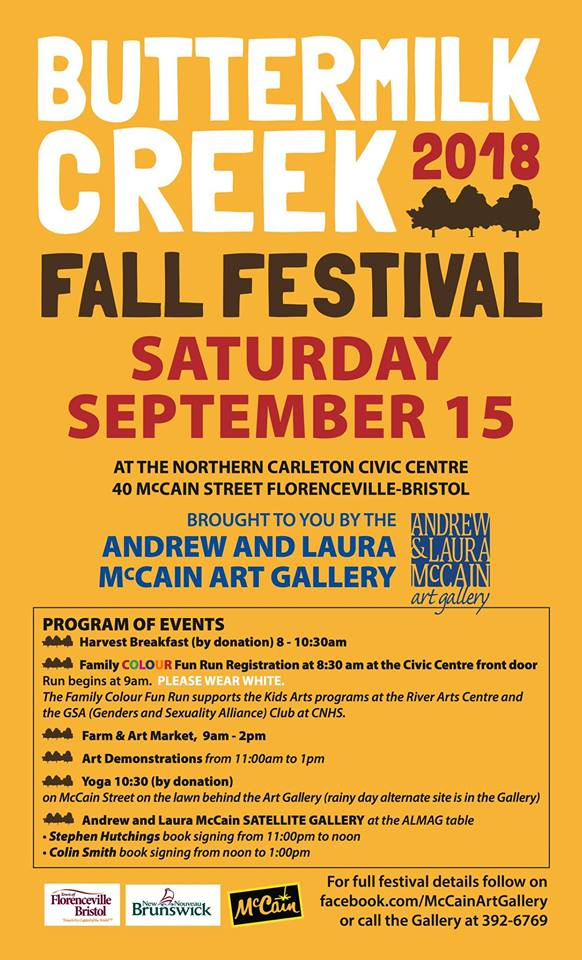 2018 Buttermilk Creek Fall Festival