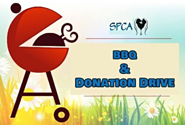 The New Victoria SPCA Barbeque and Donation Drive