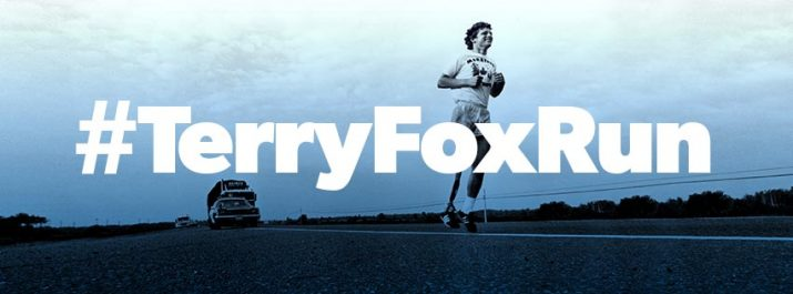 38th Annual Woodstock Terry Fox Run – September 16th, 2018