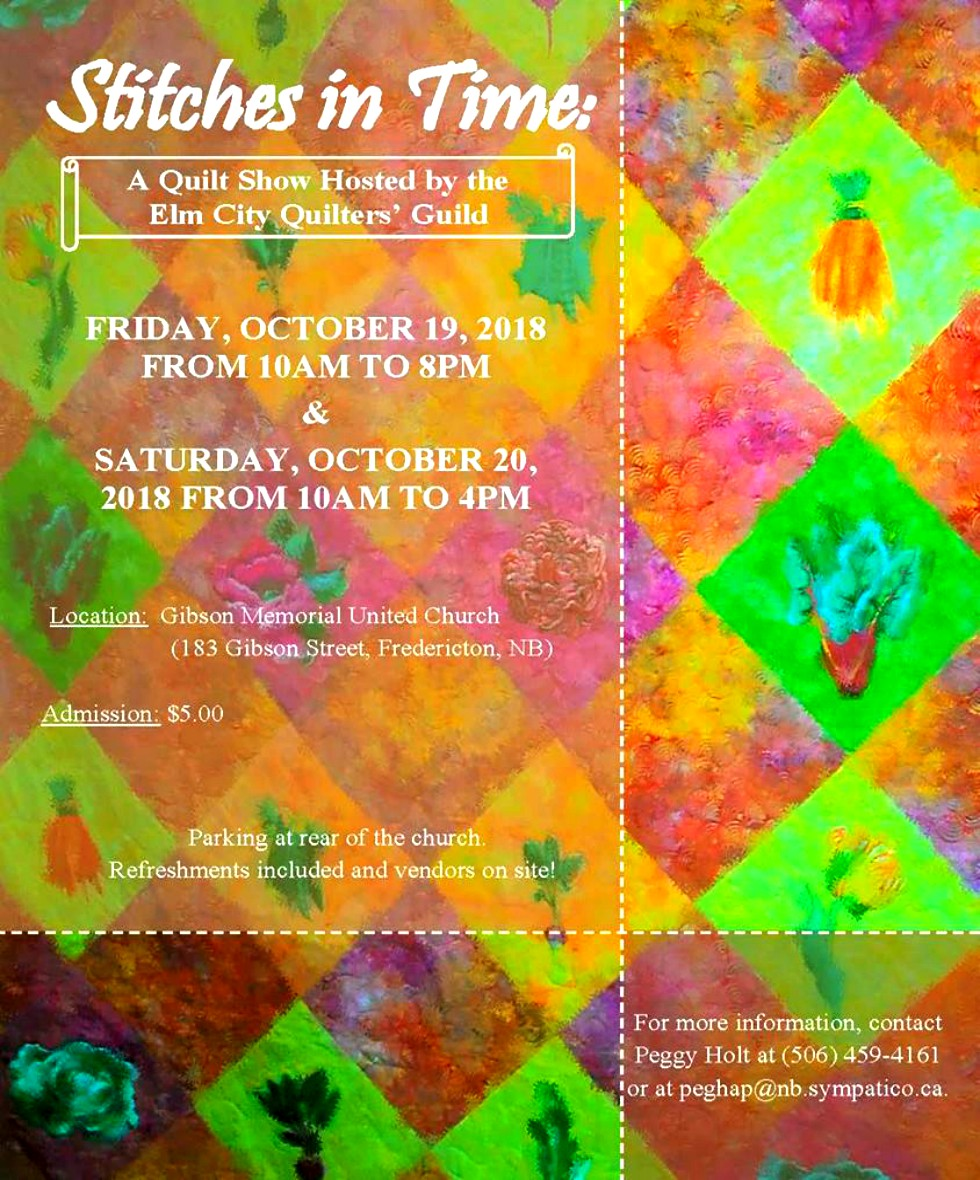Stitches In Time: A Quilt Show
