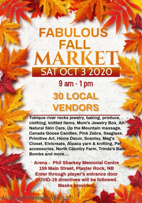 Fabulous Fall Market