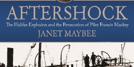 """Book Review: """"Aftershock"""" by Janet Maybee"""