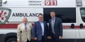 Provincial government introduces advanced care paramedic pilot program