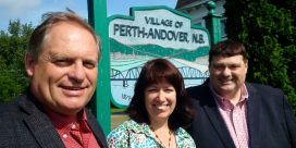 Infrastructure investment in Perth-Andover