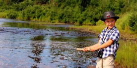 Miramichi Fishing Report for Week of September 1st, 2016