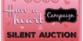 """Silent Auction & """"Have a Heart"""" Campaign for The New Victoria County SPCA"""