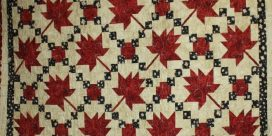 """Woodstock Quilt Guild's Quilt Show """"Celebrating Canada's 150th"""""""
