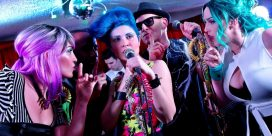 Ottawa-based pop band, The PepTides  to tour the Maritimes, June 9-15