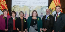 Release of New Brunswick Family Plan report on supporting those with addictions and mental health challenges