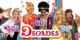 Decades Karaoke Party at the Laid Back Pub
