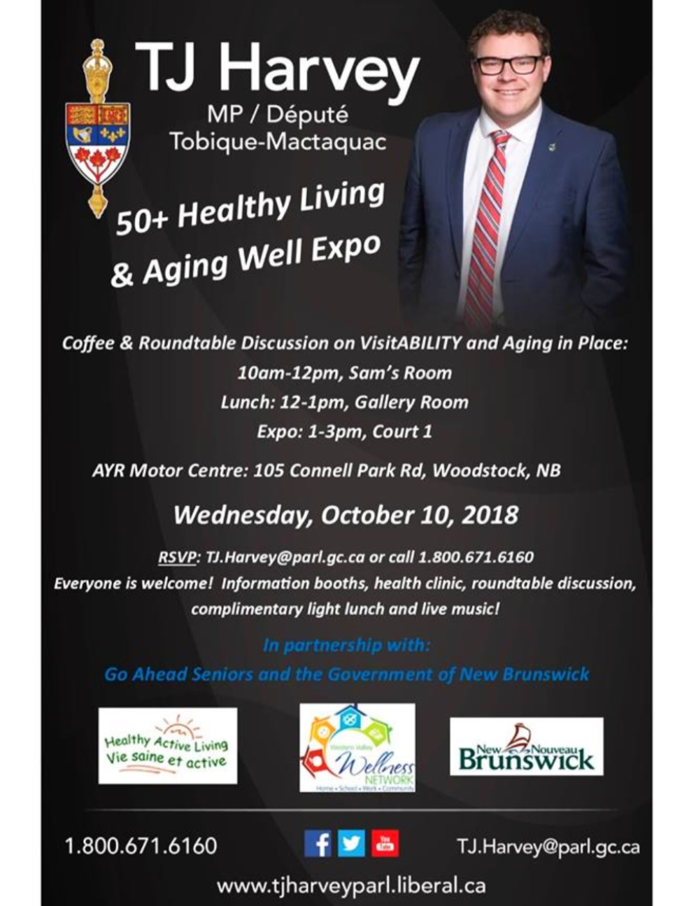 Seniors 50 Plus Healthy Living And Aging Well Expo